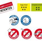 TK6-Protecciones y Características