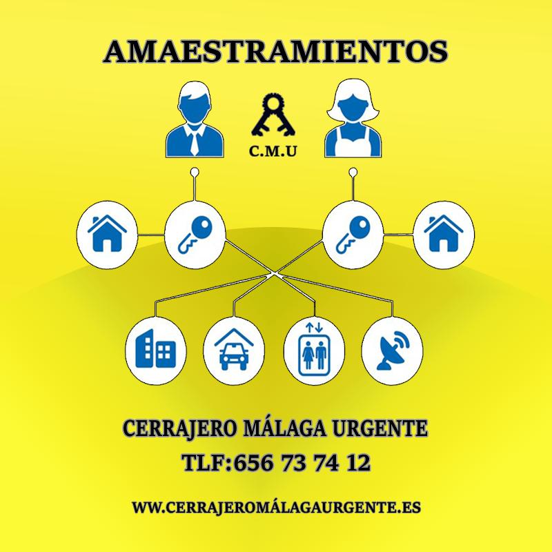 amaestramientos-Cerrajero Benalmádena Urgente